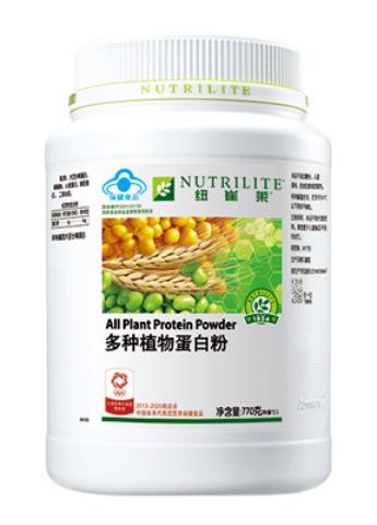 纽崔莱®多种植物蛋白粉(770克)